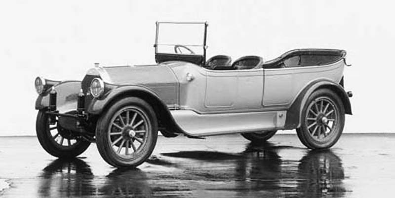 1918 Pierce-Arrow
